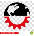 International Industry Eps Icon vector image