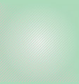 abstract green background with lines vector image