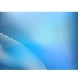 Bright blue abstract background EPS10 vector image