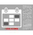 Syllabus Days Icon vector image vector image