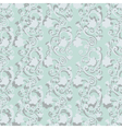 Damask luxury ornament vector image vector image