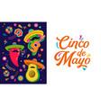 Cinco de mayo - may 5 federal holiday in mexico