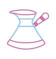 coffee jar vector image
