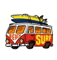 Surfing badge