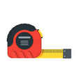 tools for repair tape measure vector image