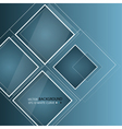 abstract background in techno style vector image vector image