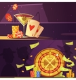 Casino Color Banners vector image