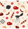 Grill Barbecue Seamless Pattern