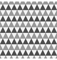 Triangle geometric seamless pattern 205 vector image vector image
