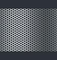 metal texture pattern seamless steel plate vector image