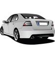 Casual car models vector image vector image