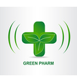 Green Pharmacy 002 vector image