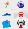 icons pack vector image vector image