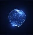 cloud technologies vector image