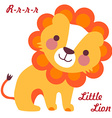 LittleLion vector image