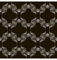 Seamless geometric ornament pattern Stylish vector image vector image