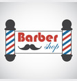 barber30 vector image vector image