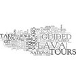 bbe amazed by guided tours of hawaii text word vector image vector image