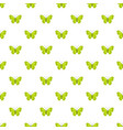 exotic butterfly pattern seamless vector image vector image