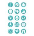 virus covid19 19 pandemic respiratory illness vector image vector image