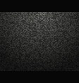 black triangle tiles background vector image vector image