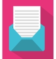 envelope mail vector image vector image