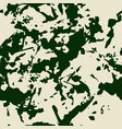 green forest seamless pattern - camouflage vector image vector image