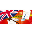 uk united kingdom england britain fights vector image
