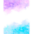 watercolor blue abstract background abstract vector image vector image