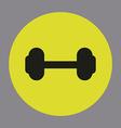 weight design vector image