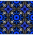 ethnic pattern with Turkish motifs vector image vector image