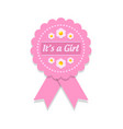 Its a girl badge