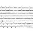 brickwall overlay texture vector image