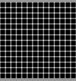 seamless pattern with black white squares the vector image vector image
