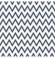 simple seamless zig zag geometric pattern vector image