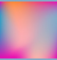 neon holographic colorful background vector image vector image