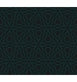 seamless islamic ethnic pattern vector image