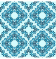 seamless pattern from abstract element vector image vector image