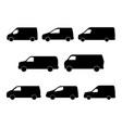vans icon vector image