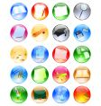 education balls vector image vector image