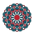 Mandala Ornamental round pattern vector image vector image