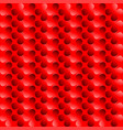 clover red abstract background vector image