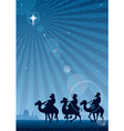 Star of bethlehem vector | Price: 1 Credit (USD $1)