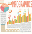 A graphical interface vector image vector image
