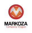 Markoza Design vector image vector image