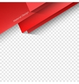 Polygonal Material Design vector image vector image