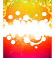 Bright Christmas Background vector image vector image
