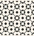 seamless geometric pattern oriental tiles vector image vector image
