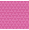 triangle seamless geometric texture vector image vector image