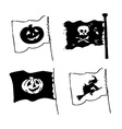 Halloween flag designs